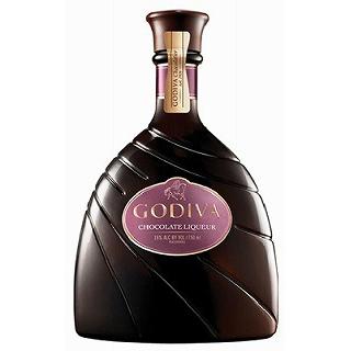 ゴディバ・チョコレートリキュール(並行)(4030005)