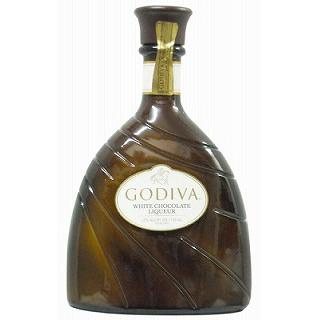 ゴディバ・ホワイトチョコレートリキュール