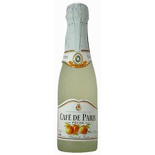 カフェ・ド・パリ ピーチ(200)(5900002)