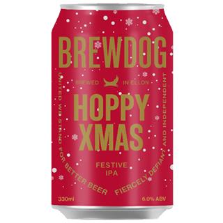 ホッピークリスマス フェスティブIPA缶 (6度/330ml×12本)(6010150)<予約商品・11月末頃より出荷予定>¶