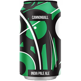 マジックロック キャノンボール IPA 缶 1ケース (7.4度/330ml×24本)<予約商品・10月末頃より出荷予定>¶