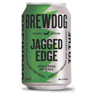 ジャギッドエッジ・スパイキーIPA 缶×1ケース (5.1度/330ml×24本)(6010394)<予約商品・10月末頃より出荷予定>¶