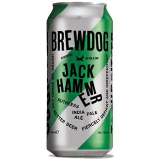 ジャックハマー IPA 缶  ×1ケース (7.2度/440ml×12本)<4月中旬頃より出荷予定>¶