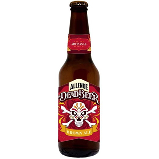 アジェンデ・デッドビール ブラウンエール (5度/355ml) (6160035)