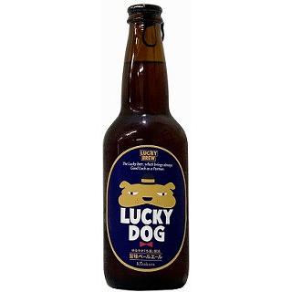 黄桜・LUCKEY DOG ラッキードッグ(5度/330ml)(6990192)