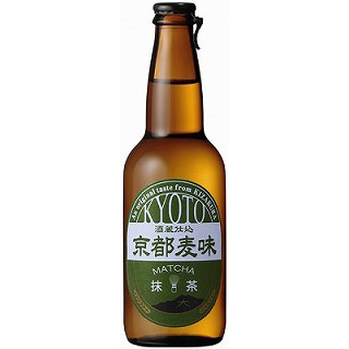 京都麦味 抹茶 (9度/330ml)(6990205)