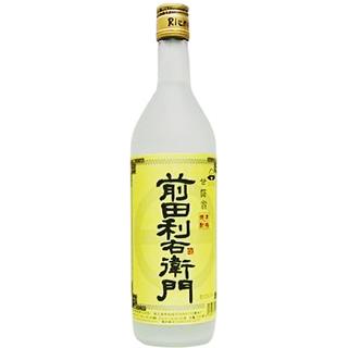 前田利右衛門 (25度/720ml)