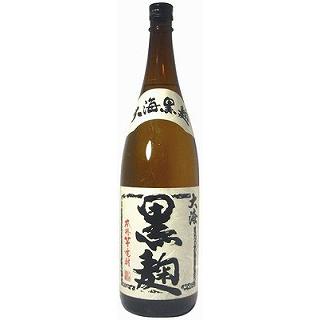 大海 黒麹 (25度/1.8L)