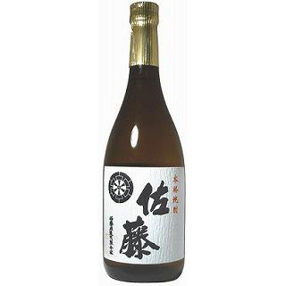 芋焼酎・佐藤 白 (25度/720ml)(7010435)