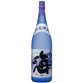 芋焼酎・海 (25度/1.8L)(7010450)