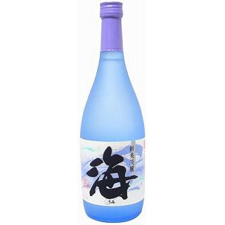 芋焼酎・海 (25度/720ml)(7010491)