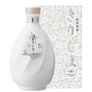 特別蒸溜きりしま (白)(40度/720ml)(7010783)