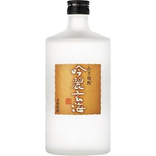 麦焼酎 吟麗玄海 (25度/720ml)