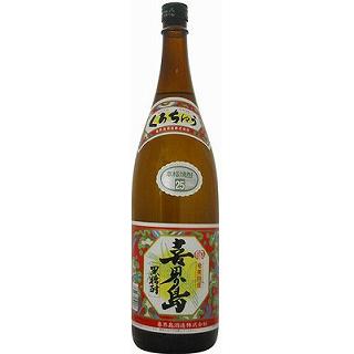 黒糖焼酎 くろちゅう喜界島 (25度/1.8L)