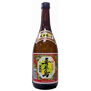 黒糖焼酎 くろちゅう喜界島 (25度/720ml)