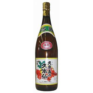 久米島の久米仙(43度)(1800)