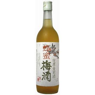 紀州 蜂蜜梅酒(720)(9010018)