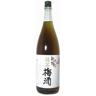 紀州 緑茶梅酒(1800)(9010020)
