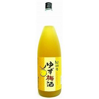 紀州  ゆず梅酒(1800)(9010065)