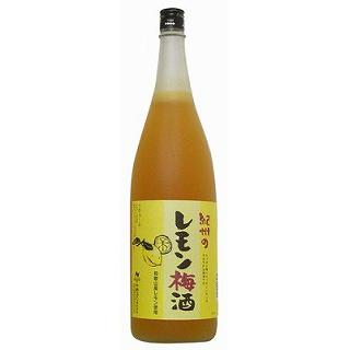 紀州のレモン梅酒(1800)(9010066)