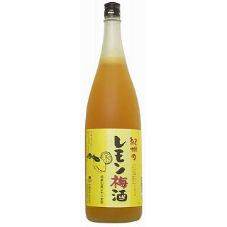 紀州のレモン梅酒(720)(9010067)