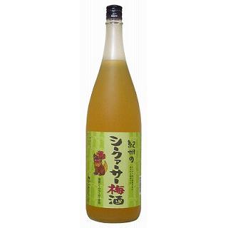 シークァーサー梅酒(1800)(9010077)