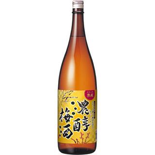 濃醇 梅酒(1800)(9010087)