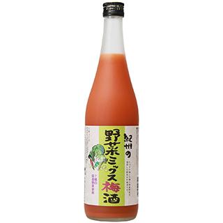 紀州の野菜ミックス梅酒 (12度/720ml)(9010116)