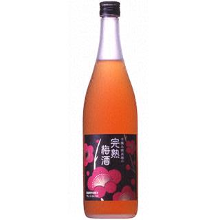 手摘み南高梅の完熟梅酒 (12度/720ml)(9010143)