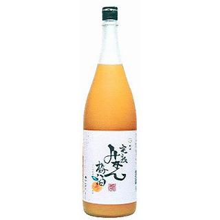 完熟みかん梅酒(1800)(9010149)