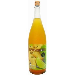 ライムとジンジャーの梅酒(1800)(9010209)