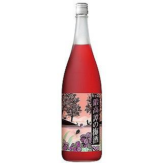 鍛高譚の梅酒(1800)(9010232)
