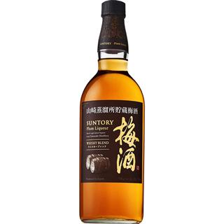 山崎蒸溜所貯蔵 焙煎樽熟成梅酒(9010248)
