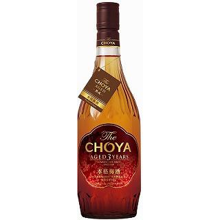 本格梅酒・ザ・チョーヤ・エイジド・スリーイヤーズ(15度/720ml)(9010250)