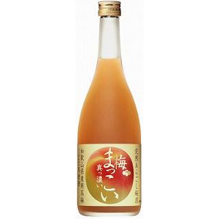 完熟あらごし梅酒・梅まっこい(10度/720ml)(9010271)