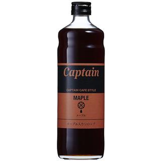 キャプテン・メープル入りシロップ (600ml)(9020375)