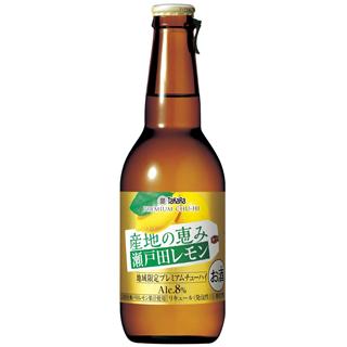 宝チューハイ産地の恵み・瀬戸田レモン瓶 (8度/280ml×12本) (9030134)
