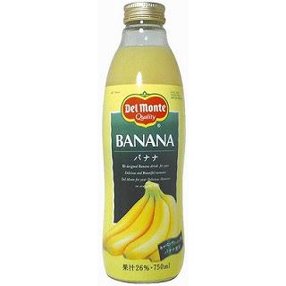 デルモンテ・バナナジュース(750)(9990102)