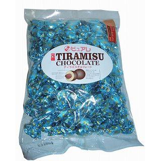 ピュアレ・ティラミス・アーモンドチョコレート(500g)