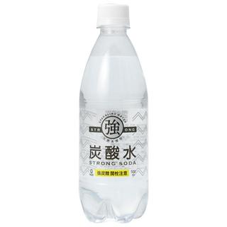 友桝 強炭酸水(500ml×24本)(9999791)