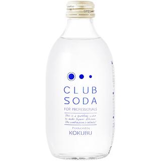 KOKUBUクラブソーダ 瓶 (300ml×24本)(9999883)