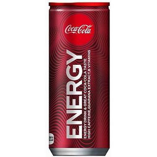 コカコーラ・エナジー(250ml×1ケース30本)(9999929)