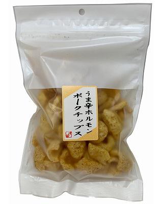 ポークチップス うま辛ホルモン味(50g)