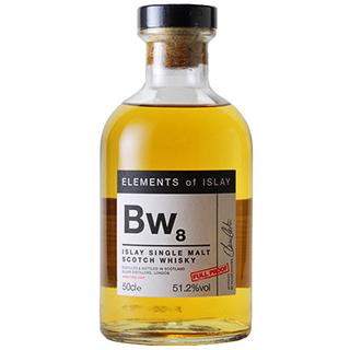 エレメンツ・オブ・アイラ  Bw8 16年 ●ボウモア (51.2度/500ml) <お取り寄せ商品・要1週間前後>¶