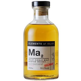 エレメンツ・オブ・アイラ Ma2 ●マーガデール(ブナハーブン) (55.2度/500ml) <お取り寄せ商品・要1週間前後>¶