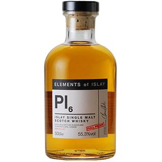 エレメンツ・オブ・アイラ Pl6 7年 ●ポートシャーロット (55.3度/500ml) <お取り寄せ商品・要1週間前後>¶