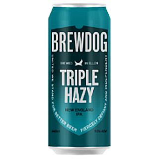 ブリュードッグ トリプルヘイジー NEIPA 缶 1ケース (9.5度/440ml×12本)<予約商品・10月下旬より出荷予定>¶