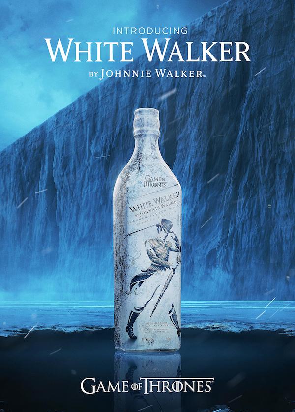 ホワイトウォーカー  by ジョニーウォーカー(41.7度/700ml) (並行)(1012549)