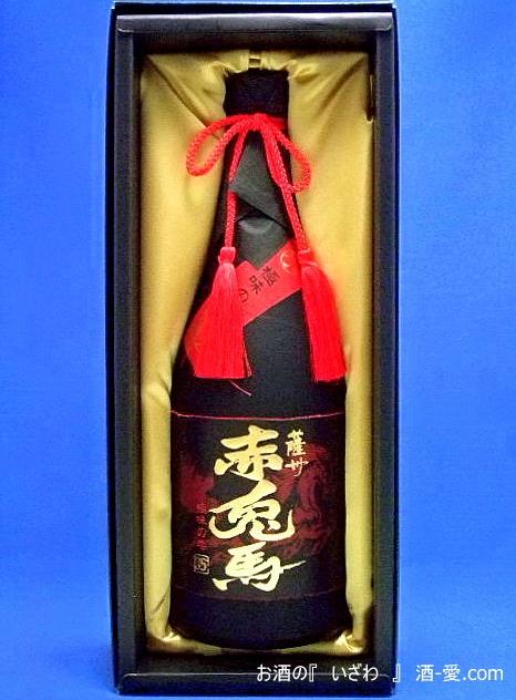 【限定品】本格芋焼酎 薩州 赤兎馬(せきとば)極味の雫 35度 720ml 濱田屋伝兵衛