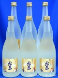 本格芋焼酎 霧島ゴールド(きりしまごーるど) 20度 720ml瓶 1ケース(6本) 宮崎県都城市 霧島酒造